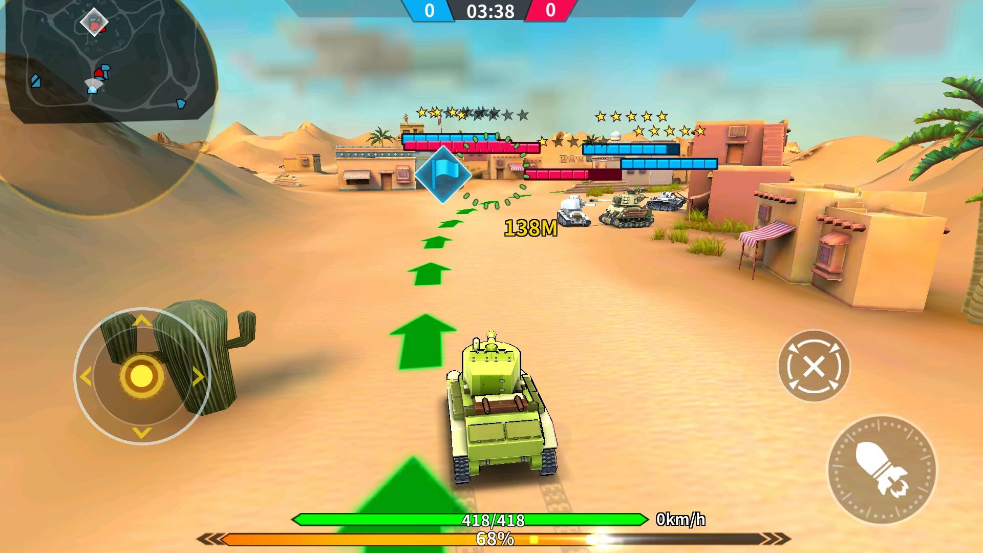 《装甲联盟》游戏截图UI欣赏41
