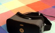 严锋:VR进入4k时代了吗——小派4K头盔简评