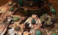 印第安银饰