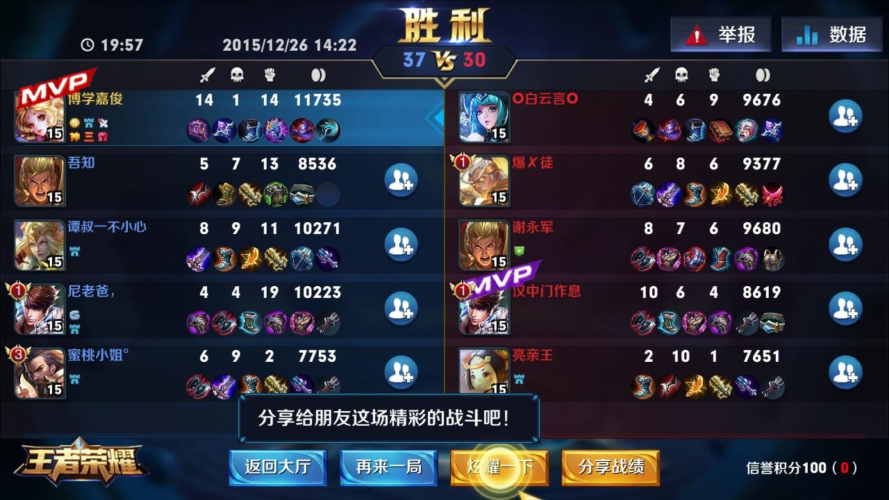 第1弹《王者荣耀英雄皮肤CG》竞技游戏11