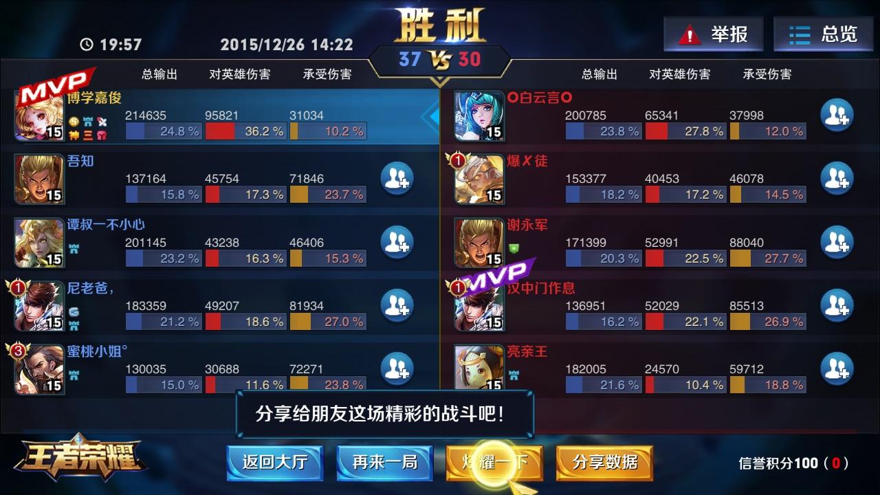 第1弹《王者荣耀英雄皮肤CG》竞技游戏10