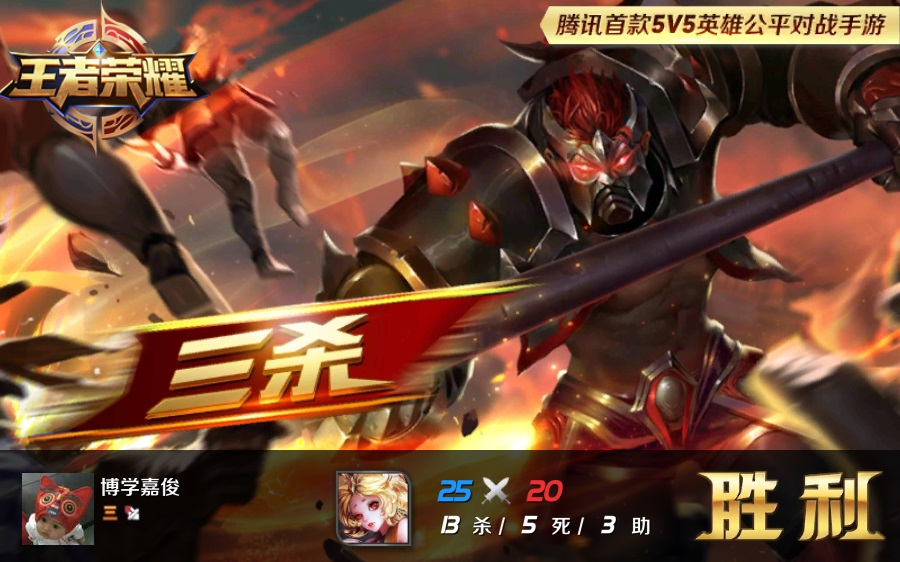 第1弹《王者荣耀英雄皮肤CG》竞技游戏69