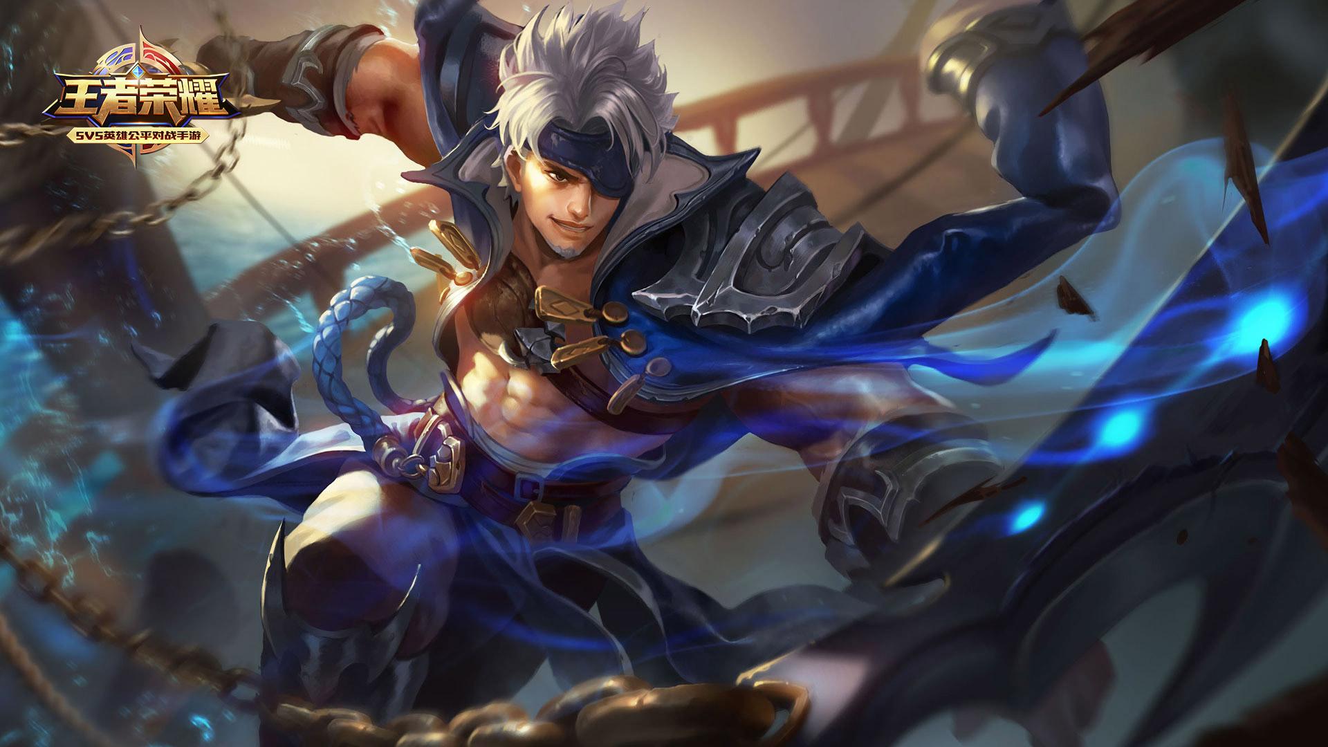 第1弹《王者荣耀英雄皮肤CG》竞技游戏162