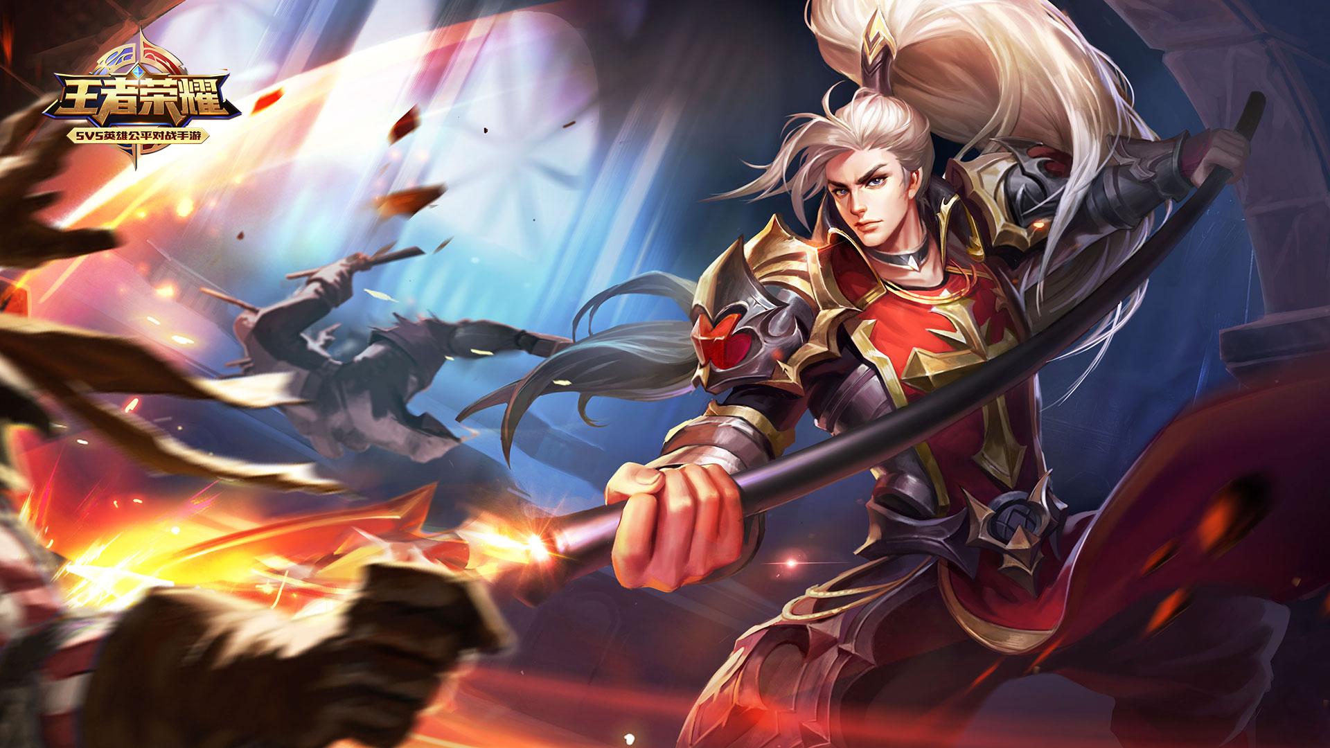 第1弹《王者荣耀英雄皮肤CG》竞技游戏101