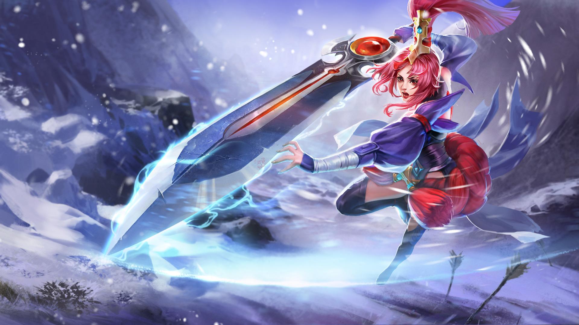 第1弹《王者荣耀英雄皮肤CG》竞技游戏185