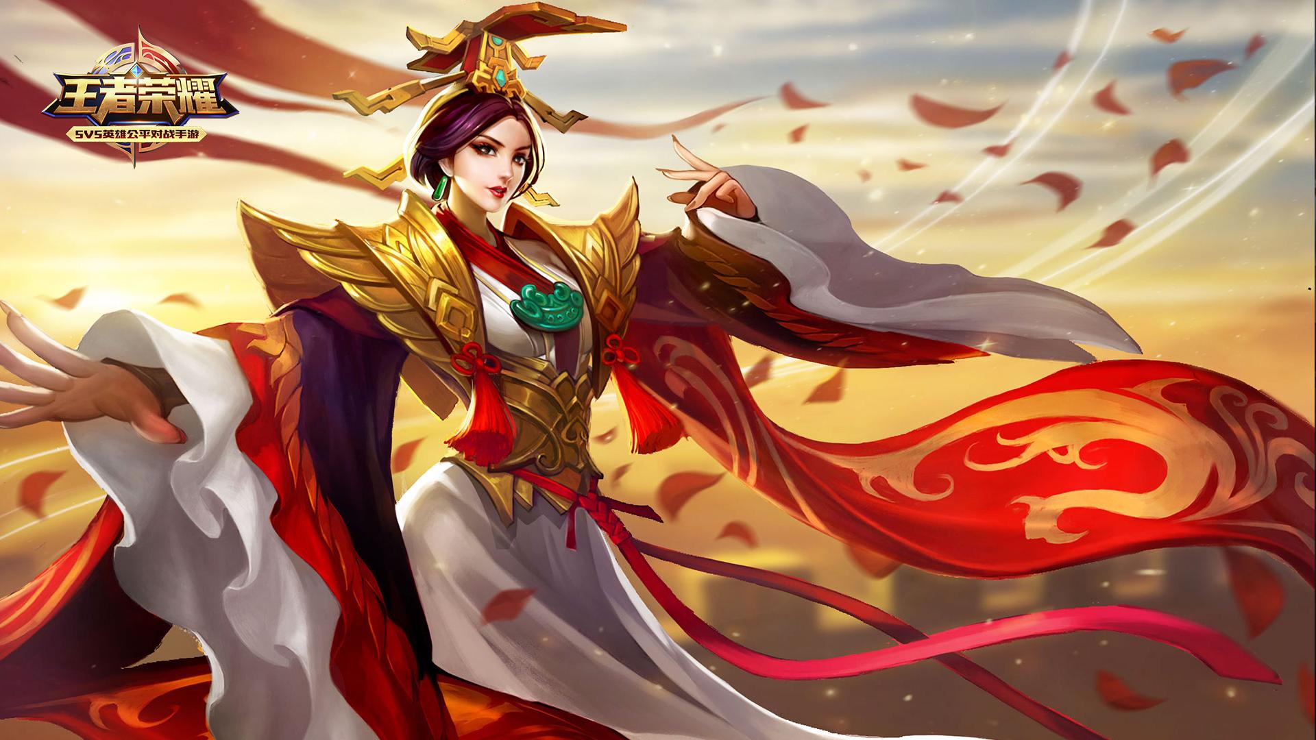 第1弹《王者荣耀英雄皮肤CG》竞技游戏143