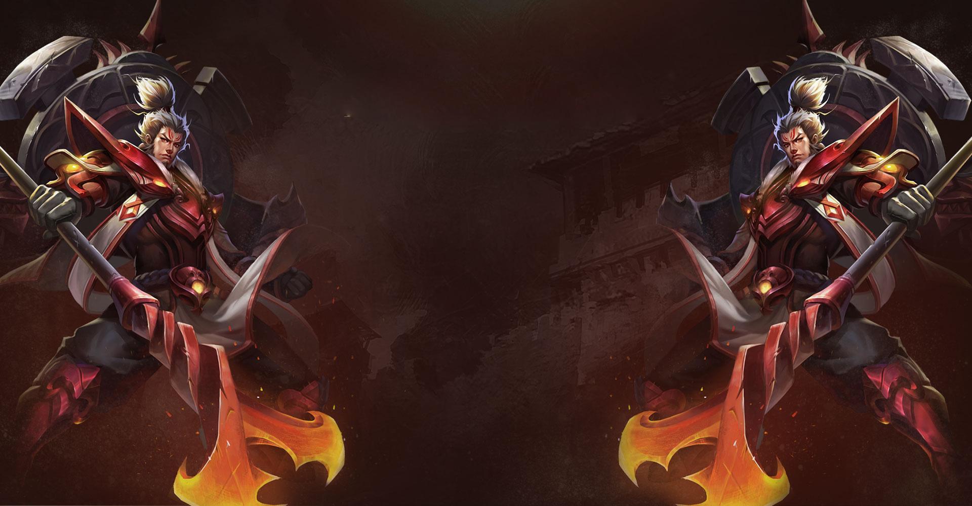 第1弹《王者荣耀英雄皮肤CG》竞技游戏210