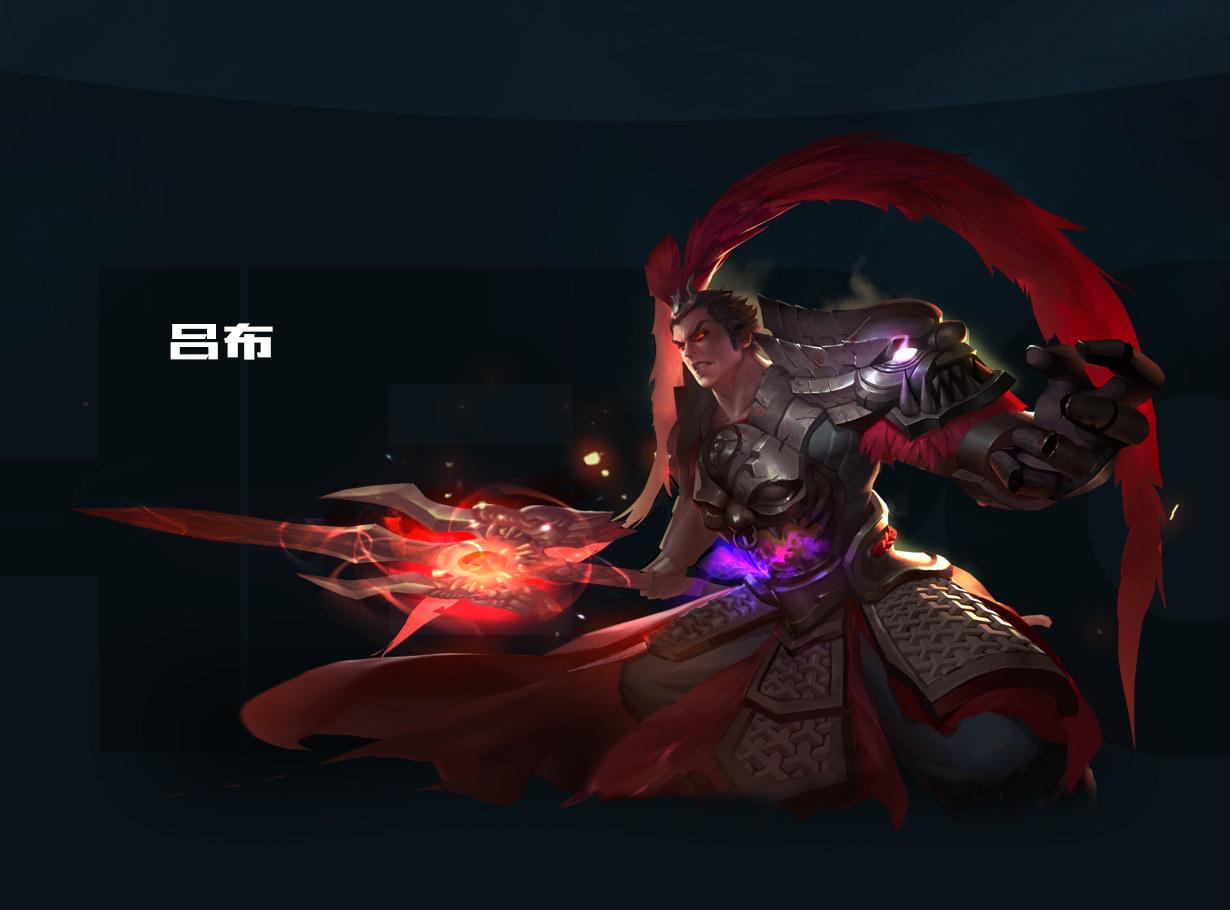 第2弹《王者荣耀英雄皮肤CG》竞技游戏25