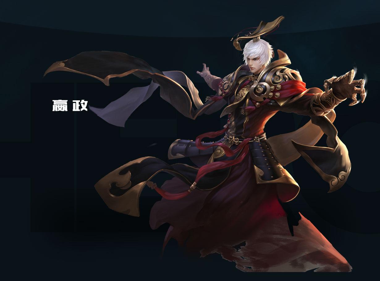 第2弹《王者荣耀英雄皮肤CG》竞技游戏37