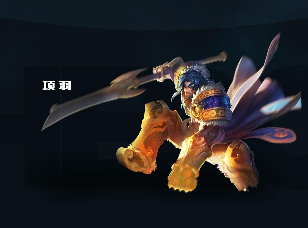 第2弹《王者荣耀英雄皮肤CG》竞技游戏34