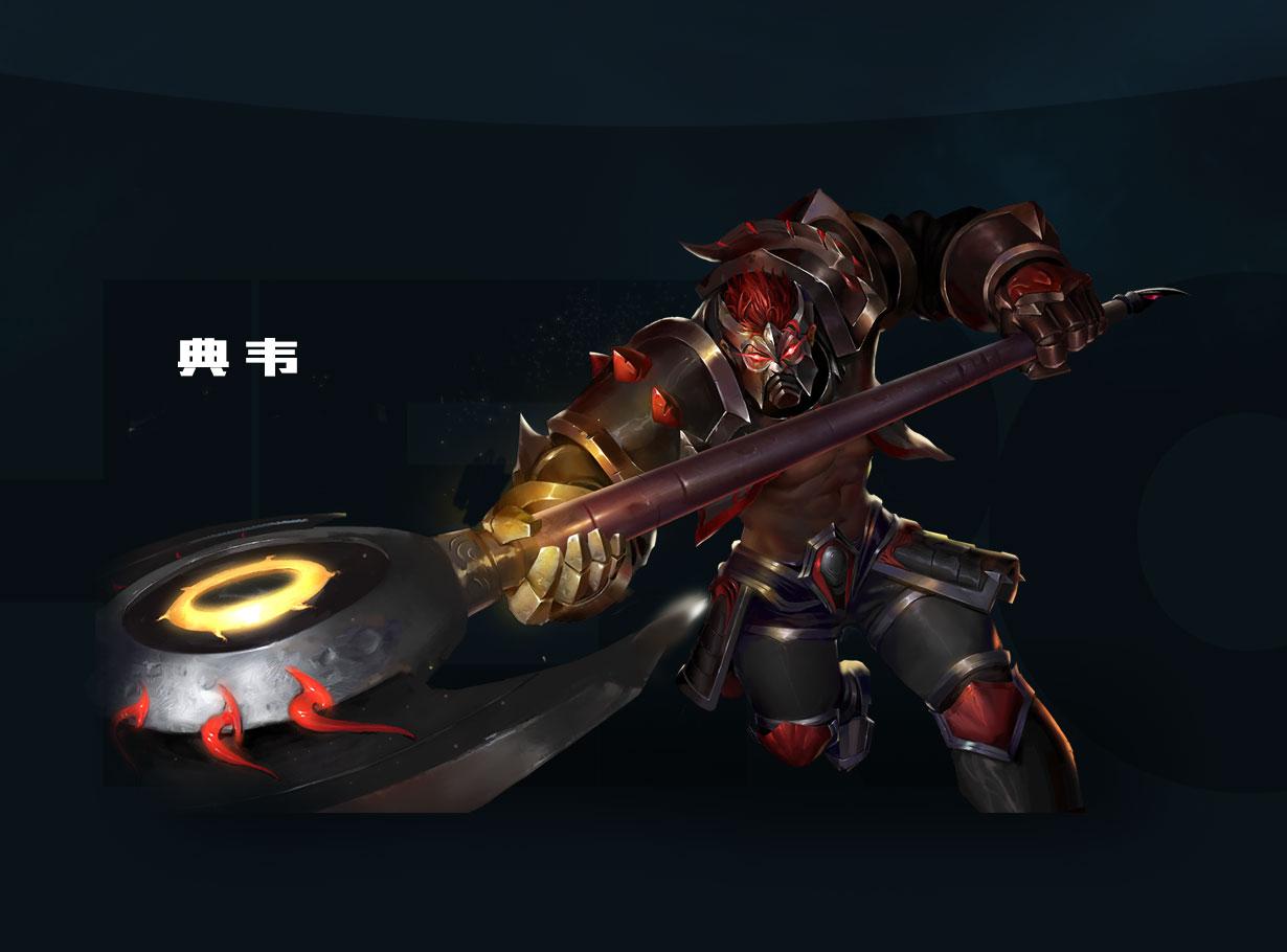 第2弹《王者荣耀英雄皮肤CG》竞技游戏10