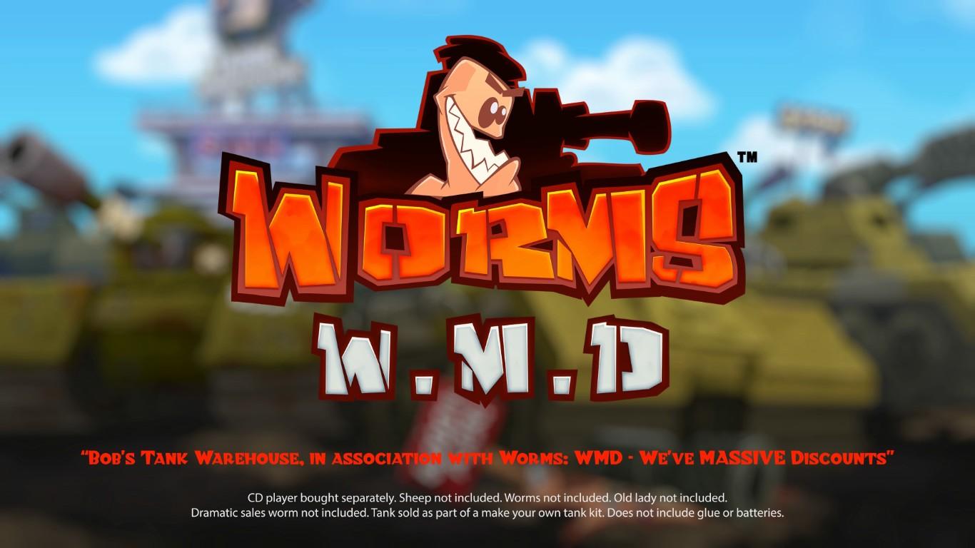 《百战天虫W.M.D》(Worms W.M.D) 蠕虫战争14
