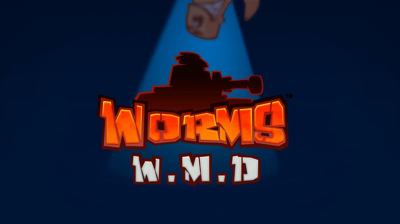 《百战天虫W.M.D》(Worms W.M.D) 蠕虫战争13